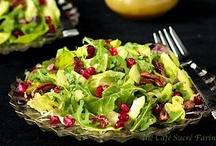 Salads/Dressings / by Marylou Bell