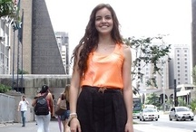 Collegefashionista: Lions and Tigers and Bears / by Manuela Almeida