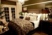 Master bedrooms / by Sheila Terry