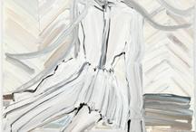 White / by Joy Miles Gimbel