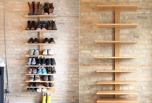 Organization & Storage / Organization tips & tricks plus awesome home decor styles that show how to more efficiently use the space you already have / by Jordan Ashleigh