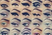 Makeup & Beauty / Makeup Ideas & Beauty Tips/Tricks / by Jordan Ashleigh