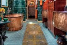 Rub-A-Dub-Dub: Bathrooms / Amazing Bathrooms / by Jordan Ashleigh