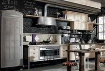 Kitchens / Beautiful kitchens with unique & inspiring design elements / by Jordan Ashleigh