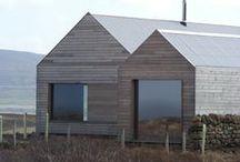 Cabins & Tiny Homes. / by Amanda Kristine