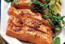 Recipes - Salmon / by Shauna Dunlap