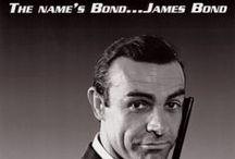 Bond...James Bond ♥ / by Martina