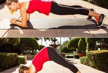 Workin on my fitness / by McKenzie Nobert