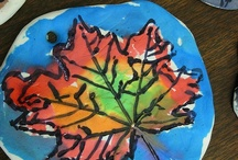 Fall Art Projects / by Stacey Rhoades