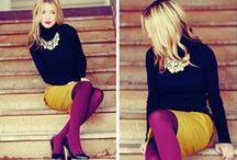 Fabulously Fashionable / by Tish