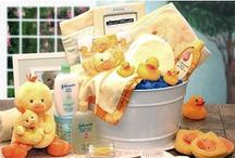 Baby Shower Gift Ideas / Adorable baby shower gift ideas to welcome new little people! / by Beau-coup
