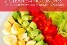 Clean Eating / by CurlyQPaper