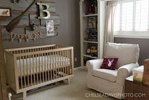 Nursery ideas / by Abigail Victory Scott