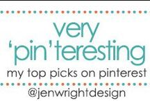 "Very ""Pin""teresting / by Jen Wright"