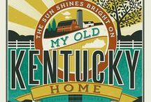 My Old Kentucky Home: Bourbon, Horses & History / People, places, things in and around my awesome state. Lots of bourbon, horse farms, history, covered bridges, waterways, river towns, George Clooney, Ashley Judd, Hunger Games stars, Corvettes, Mammoth Cave, Appalachia, the UK Wildcats and the BBN(for those of you who don't know that's Big Blue Nation).  / by The Charmed Hour