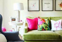Home Decor / by Kym Hoffman