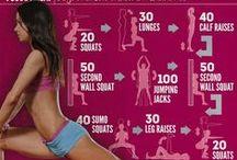 fitness & health / by liz schneider