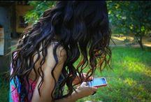 Hairrrr / by Brittany Agard♡