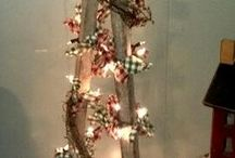 Christmas crafts / by Terri Holmes