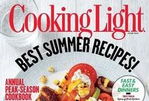 Cooking Light Magazine / by The Charmed Hour