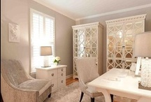 New Home Office / by Jennifer Jameson