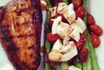Good Eats / Recipes  / by Heather Lambeth-Turner