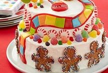 Cakes / by Erika Dawson
