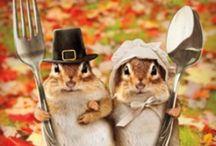 GivingThanks! / Thanksgiving  / by Heather Lambeth-Turner
