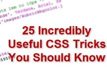 Web Design Tips & Tuts / Any web design related tutorials involving HTML, CSS, SEO, ... / by Rhonda Brown