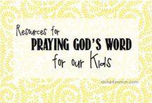 Family - Prayer & Worship / Ideas for family worship and prayer / by Erika Dawson