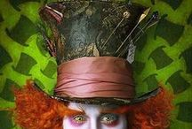 Madd Hatter / Anyone can wear a hat...you just have to find the right shape, size, and style. / by Donna Jones