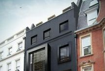 Exterior / by Kirsten Grove