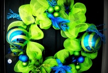 Wreaths / by RHonda Fuller-Osborne