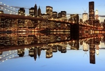 NYC / My City: My Favorite City / by ✿ Christina ✿