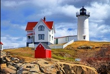 Light Houses / by ✿ Christina ✿