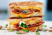 Recipes: Sandwiches / by T .