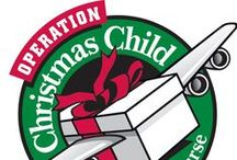 Operation Christmas Child / by RHonda Fuller-Osborne