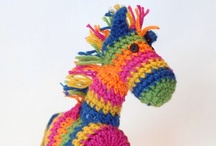 Crafty - Yarn and Such / by Shelley Kimball