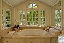 Bathrooms & Powder Rooms / Inspire me! I really want a bathroom remodel. / by Debbie Hodge