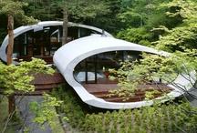 architecture and interiors... / by Nuno Silva