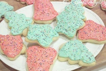 Christmas cookie/candys / by Candy Slagel