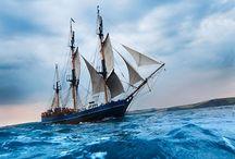 ships... / by Nuno Silva