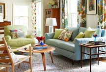 Living spaces / by Lisa Zahn |From the Heart