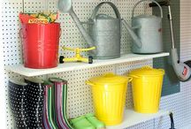 Storage/Organizing / Creative, innovative storage solutions.  / by Lisa Zahn |Coaching for Clarity and Joy