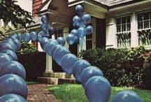 I LOVE BALLOONS / by Lashuan Noakes-Chestnut