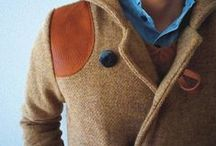Men's Fashion / Nothing like a well dressed man! / by Racquel Peacher