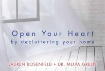 Decluttering / Inspiration and ideas for decluttering your home and life so you can live your (new) dreams. / by Lisa Zahn |Coaching for Clarity and Joy