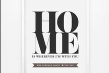HOME / by Tully & Mishka