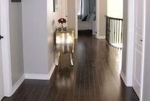 Hallway Ideas / by Tully & Mishka