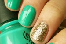 NAIL-it! / Nail Polish and color ideas / by Lizzy Benchoff